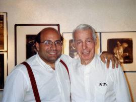 Dr. Rock with Joe